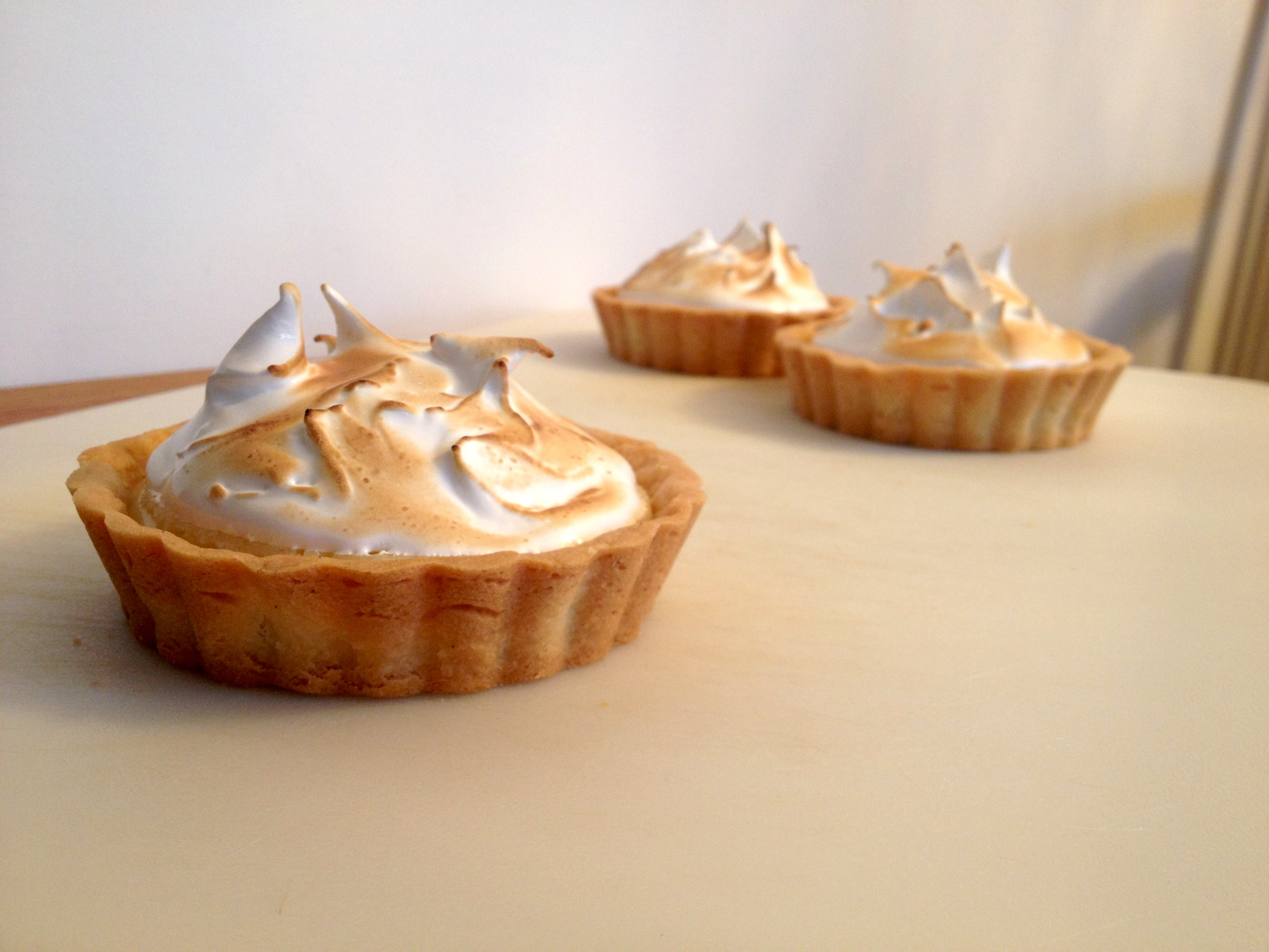 Lemon Meringue Tarts Recipes — Dishmaps
